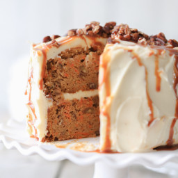 Carrot Cake (version 2)