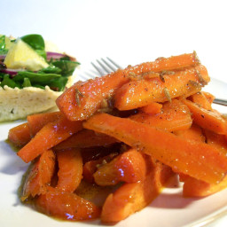 Carrots Scented With Cardamom and Fennel