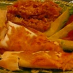 Casa Beef Burritos