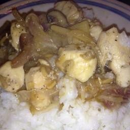 Cashew Chicken Chop Suey