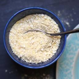 Cashew Parmesan (Vegan, Paleo)