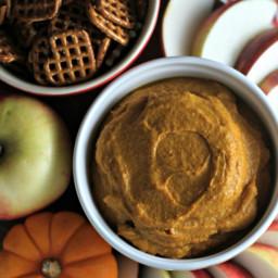 cashew pumpkin dip