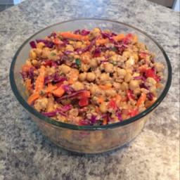 Cashew Thai Quinoa Salad
