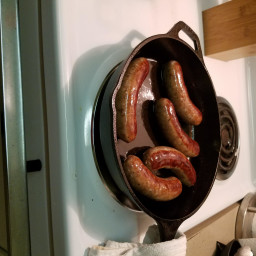 Cast Iron Sausages