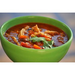 Catherines Spicy Chicken Soup