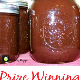 Cathy's Apple Butter