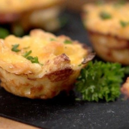 CAULIFLOWER BISCUIT BITES