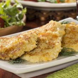 Cauliflower Griddle Cakes