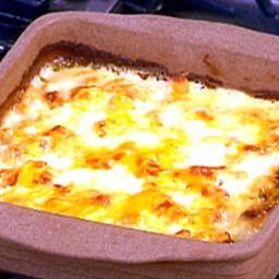 Cauliflower Mac and Cheese Casserole