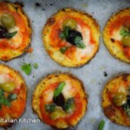 Cauliflower pizza crust gluten free