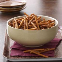 Cayenne Pretzels Recipe