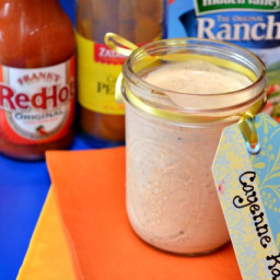Cayenne Ranch Dressing