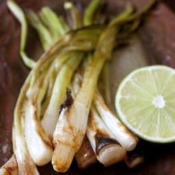 Cebollitas Asadas (Grilled Green Onions)