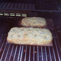 Cedar Planked Mascarpone Mashed Potatoes