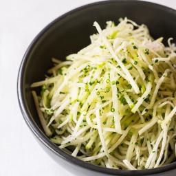 Celeriac Coleslaw Recipe