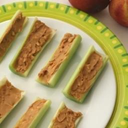 Celery & Peanut Butter