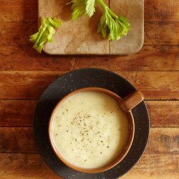 Celery Potato Soup