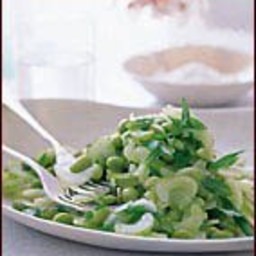 Celery Slaw with Edamame