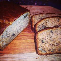 Chai Banana Nut Bread