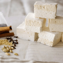 Chai or Coffee Marshmallows