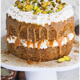 Chai Tea Spice Cake