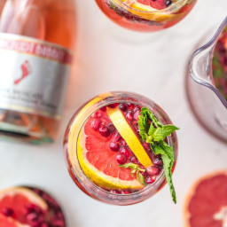 champagne sangria