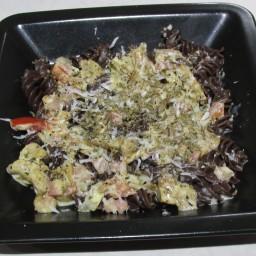 Chanterelle Mushroom Sauce over Pasta