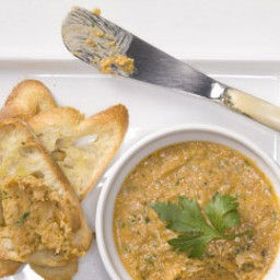 Chanterelle Rillettes