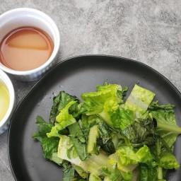 Charred Romaine Salad