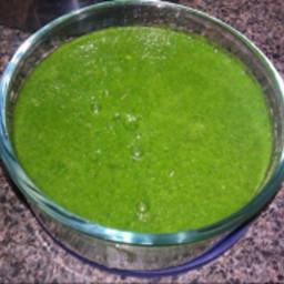 Chat Green Chutney