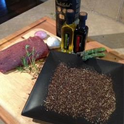 Chateaubriand with Peppered Café Au Jus