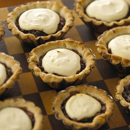 Chavrie Caramelized Red Onion Tarts