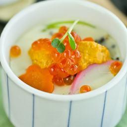 Chawanmushi (Savory Steamed Egg Custard)
