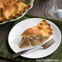 Chayote Squash Mock Apple Pie