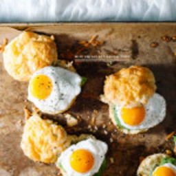 Cheddar and Green Onion Biscuit Recipe