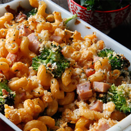 Cheddar-Broccoli Pasta Bake
