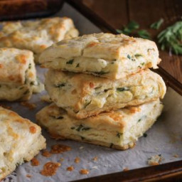 Cheddar-Herb Biscuits
