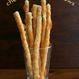 Cheddar Cheese Straws and the Cabot FitTeam