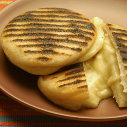 Cheese Arepa