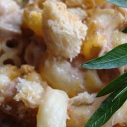 Cheese Lover's Tuna Casserole