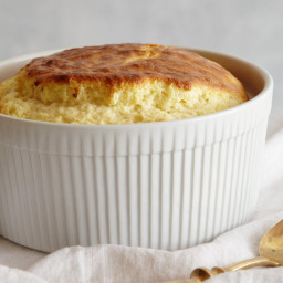 Cheese Souffle - 2