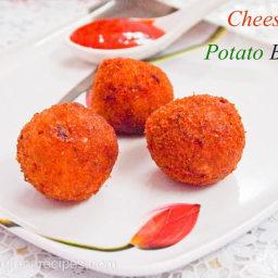 Cheese Potato Balls Recipe