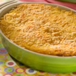 Cheesy Baked Grits