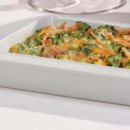 Cheesy Cheddar Broccoli Casserole Recipe