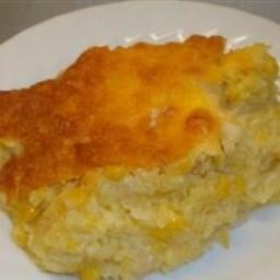 Cheesy Corn Casserole Recipe