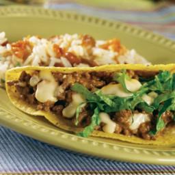 Cheesy Jack Tacos
