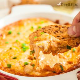 Cheesy Mexican Bean Dip