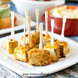 Cheesy Ranch Potato Bites