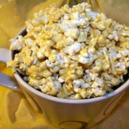 Cheezy Popcorn(Vegan)