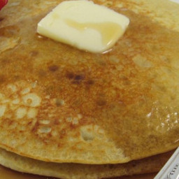 Chef John's Buckwheat Pancakes